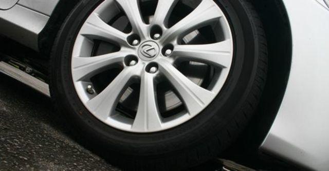 2012 Lexus GS 250豪華版  第7張相片