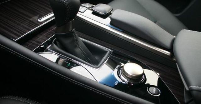 2012 Lexus GS 250豪華版  第13張相片