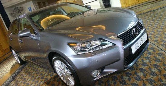 2012 Lexus GS 250頂級版  第1張相片