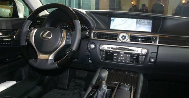 2012 Lexus GS 250頂級版  第7張相片