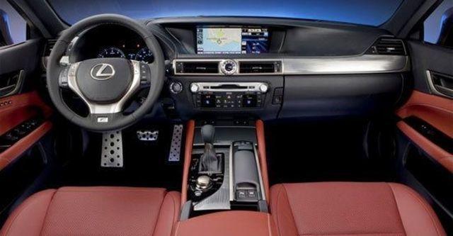 2012 Lexus GS 350 F Sport版  第3張相片