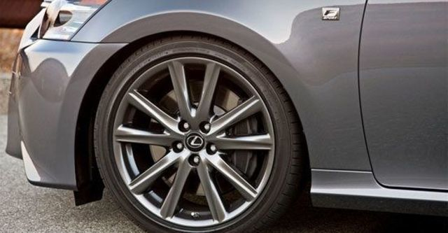 2012 Lexus GS 350 F Sport版  第5張相片