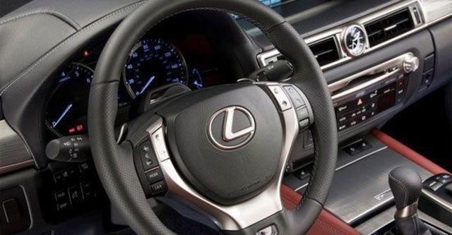 2012 Lexus GS 350 F Sport版  第7張相片