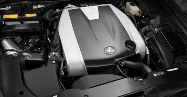 2012 Lexus GS 350 F Sport版  第9張相片
