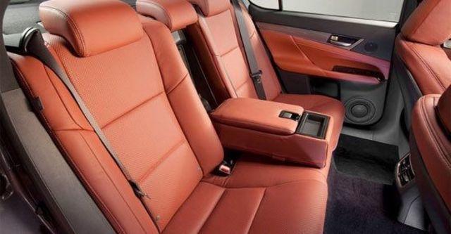2012 Lexus GS 350 F Sport版  第10張相片