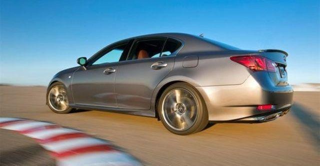 2012 Lexus GS 350 F Sport版  第11張相片