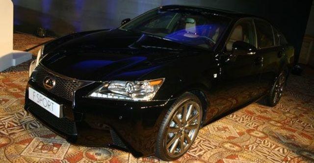 2012 Lexus GS 450h F Sport版  第2張相片