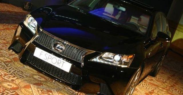 2012 Lexus GS 450h F Sport版  第6張相片
