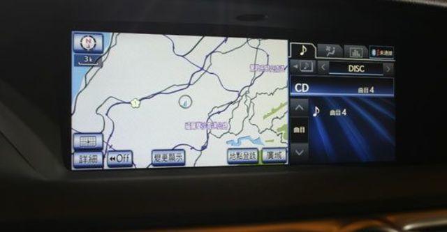 2012 Lexus GS 450h F Sport版  第10張相片