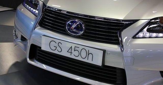 2012 Lexus GS 450h豪華版  第3張相片