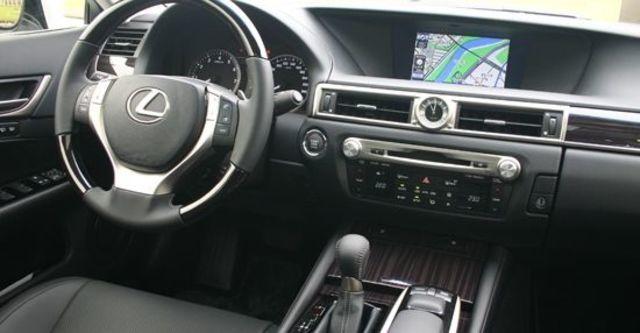 2012 Lexus GS 450h豪華版  第5張相片