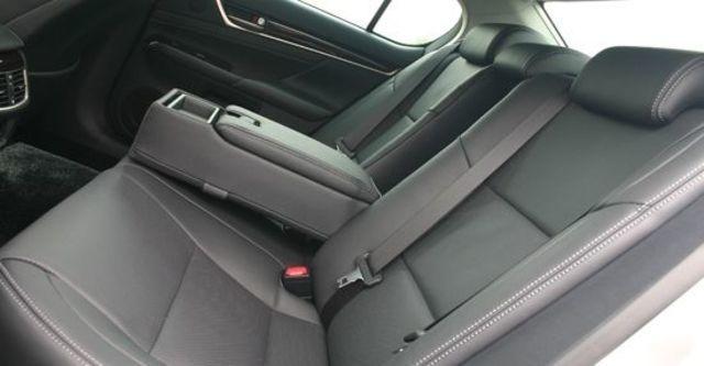 2012 Lexus GS 450h豪華版  第7張相片