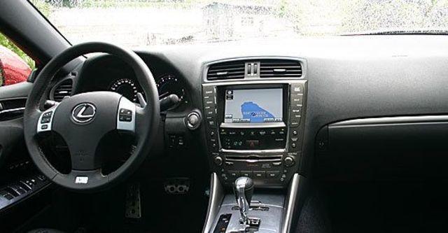2012 Lexus IS 250 F-Sport  第5張相片