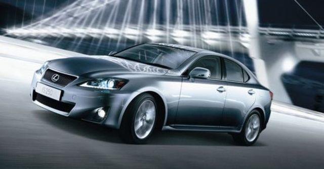 2012 Lexus IS 250 尊榮版  第2張相片