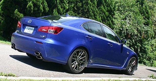 2012 Lexus IS F  第3張相片
