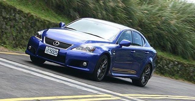 2012 Lexus IS F  第4張相片