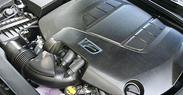 2012 Lexus IS F  第5張相片