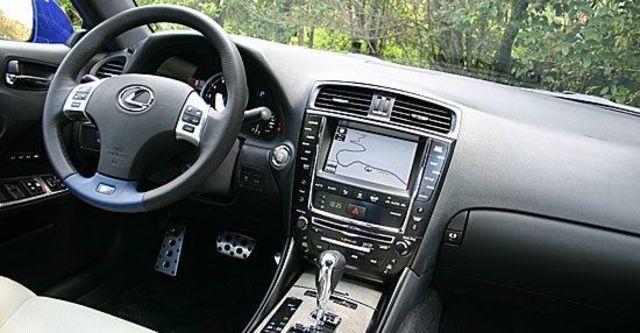 2012 Lexus IS F  第7張相片