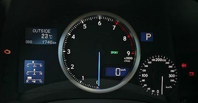 2012 Lexus IS F  第8張相片
