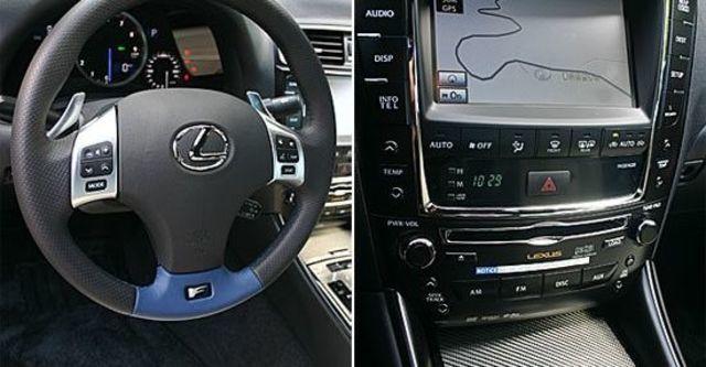 2012 Lexus IS F  第9張相片