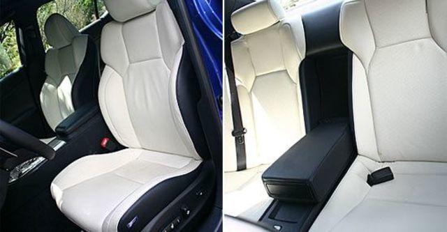 2012 Lexus IS F  第11張相片