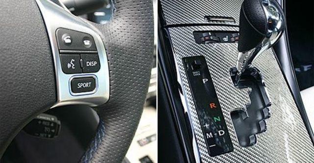 2012 Lexus IS F  第12張相片