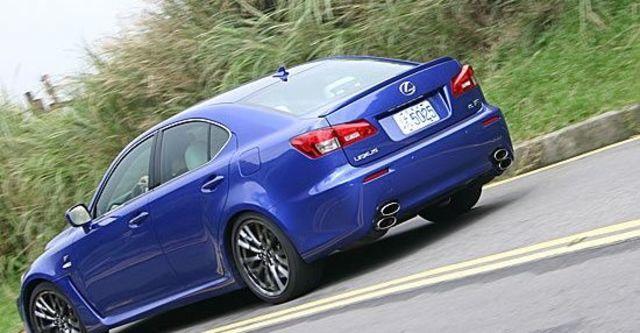 2012 Lexus IS F  第13張相片