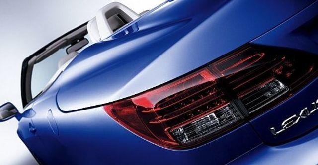 2012 Lexus ISC 250 勁馳Sporty版  第7張相片