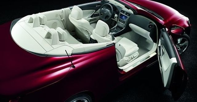 2012 Lexus ISC 250 魅惑Navi版  第9張相片