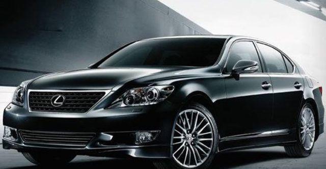 2012 Lexus LS 460 Vertex Edition  第1張相片