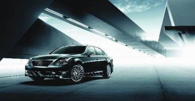 2012 Lexus LS 460 Vertex Edition  第3張相片
