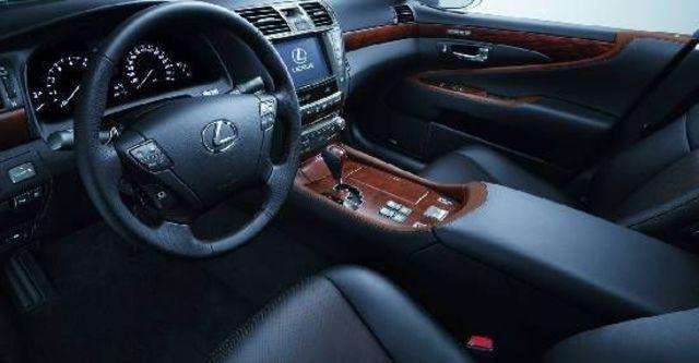2012 Lexus LS 460 Vertex Edition  第6張相片