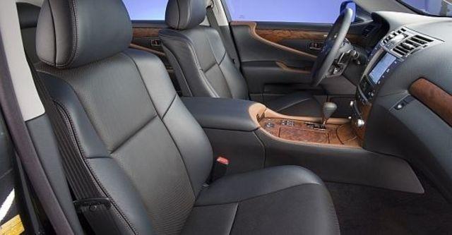 2012 Lexus LS 460 Vertex Edition  第7張相片