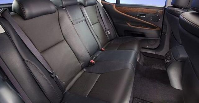 2012 Lexus LS 460 Vertex Edition  第8張相片