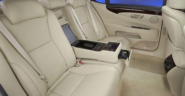 2012 Lexus LS 460L長軸尊榮型  第7張相片