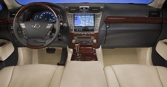 2012 Lexus LS 600hL五人座OTTOMAN  第5張相片