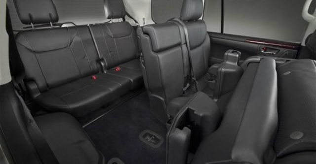 2012 Lexus LX 570  第4張相片
