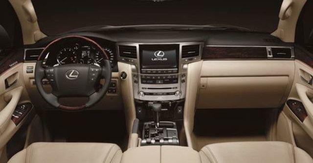 2012 Lexus LX 570  第10張相片
