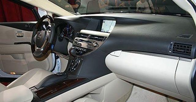 2012 Lexus RX 270豪華版  第4張相片