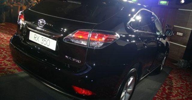 2012 Lexus RX 350頂級版  第3張相片