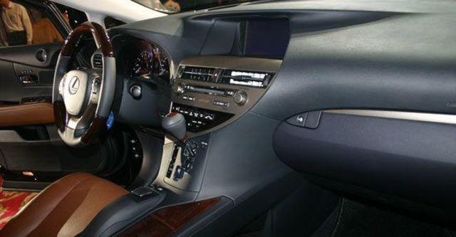 2012 Lexus RX 350頂級版  第4張相片