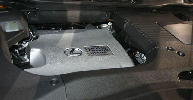 2012 Lexus RX 450h豪華版  第3張相片