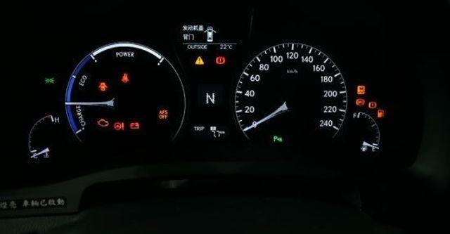 2012 Lexus RX 450h豪華版  第5張相片