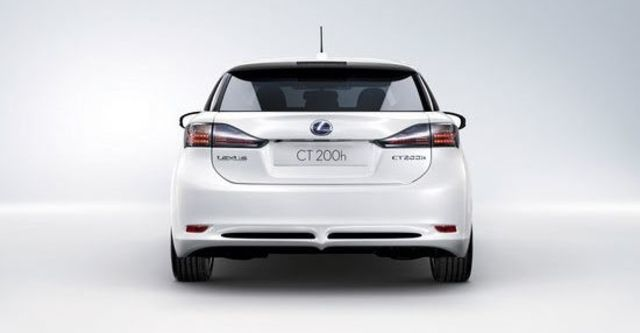 2011 Lexus CT 200h 豪華版  第3張相片