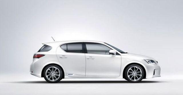 2011 Lexus CT 200h 豪華版  第10張相片