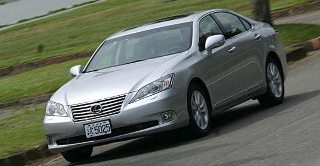 2011 Lexus ES 240  第3張相片