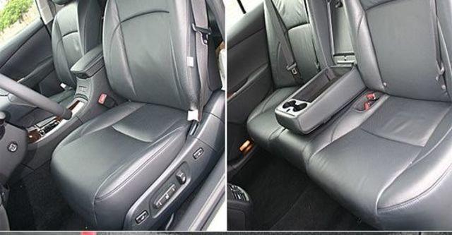 2011 Lexus ES 240  第7張相片