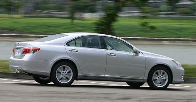 2011 Lexus ES 240  第8張相片