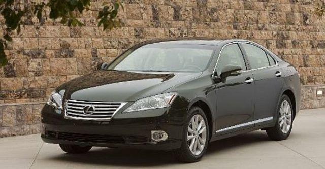 2011 Lexus ES 350 豪華版  第1張相片