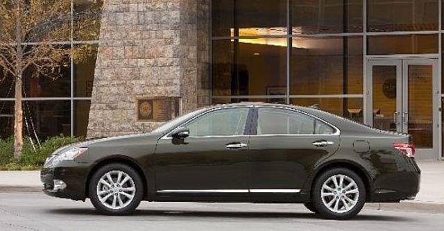 2011 Lexus ES 350 豪華版  第3張相片